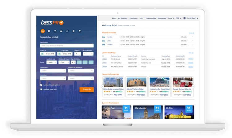 B2E Travel Portal